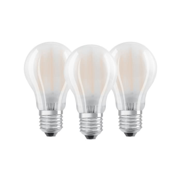 6 tours DEL E14 filament Mini Globe Ampoules 5 W très blanc chaud ses 470 lm