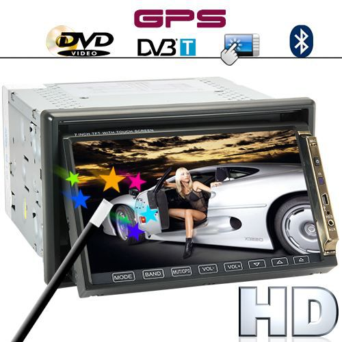 autoradio 2 din dvd gps tnt achat vente autoradio. Black Bedroom Furniture Sets. Home Design Ideas