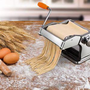 RACLETTE - COUPE-PATE Machine à Pâte Fraiche 3 En 1 En Acier Inoxydable