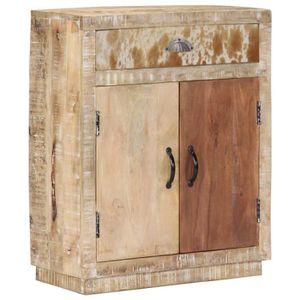 BUFFET - BAHUT  Buffet bahut armoire console meuble de rangement 7