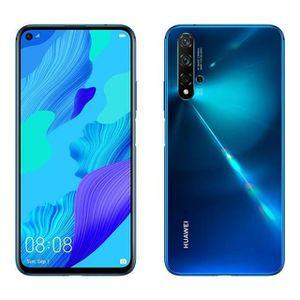 SMARTPHONE HUAWEI Nova 5T Bleu 128 Go - 8Go - 6,26