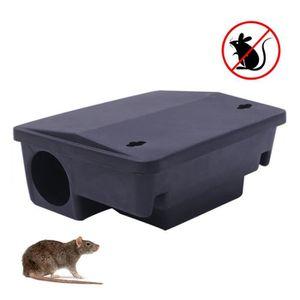 PIÈGE NUISIBLE JARDIN LEEGOAL Boîte pour rongeurs Stand Piège Rat Attrap