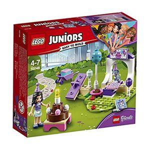 ASSEMBLAGE CONSTRUCTION Lego Juniors Pet Party de Emma pour les filles Bui