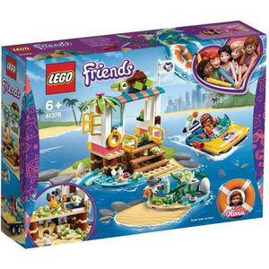 ASSEMBLAGE CONSTRUCTION LEGO® Friends 41376 La mission de sauvetage des to
