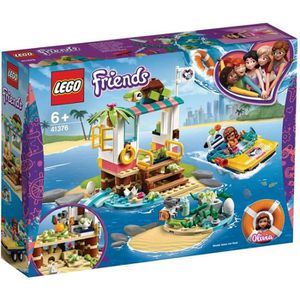 ASSEMBLAGE CONSTRUCTION LEGO® Friends 41376 La mission de sauvetage des to