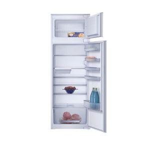 RÉFRIGÉRATEUR CLASSIQUE Neff - réfrigérateur 2 portes intégrable à glissiè