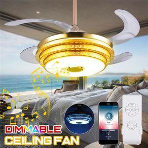 VENTILATEUR DE PLAFOND TEMPSA Ventilateur de plafond plafonnier 65W 108 L
