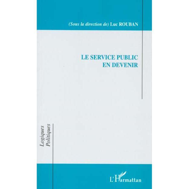 Le service public en devenir