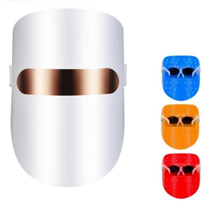 Masque de Luminothérapie LED Photon appareil de masque du photon d'appareil de rajeunissement de peau appareil de photothérapie