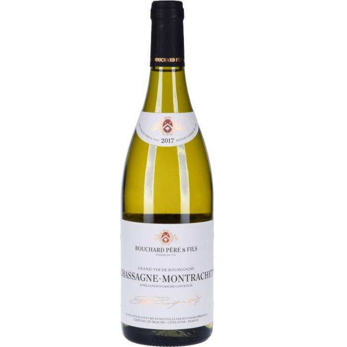 Vin Blanc - Chassagne-Montrachet 2017 - Bouteille 75cl