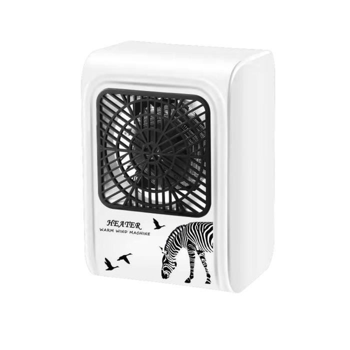 Chauffe-maison Mini chauffage dortoir chauffage de bureau chauffe-pied cadeau CYT201011825B