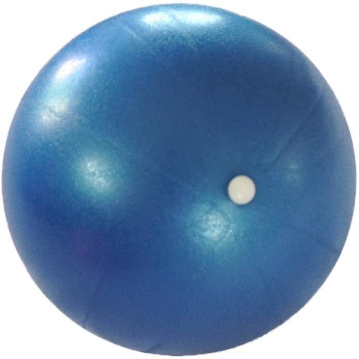 25cm exercice Fitness lisse de yoga ballon rose violet bleu PVC Pilates Massage Workout Balance Balance Balance Fitball Gym Gym 1541