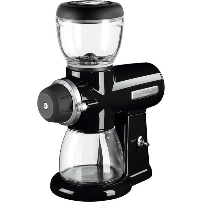 Kitchenaid - broyeur à café 200g 220w noir onyx - 5kcg0702eob