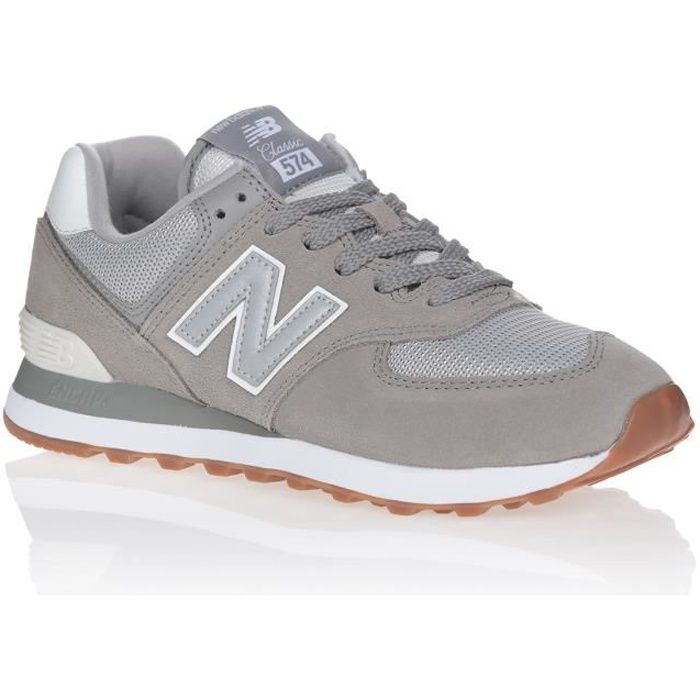NEW BALANCE Baskets Gris Mixte