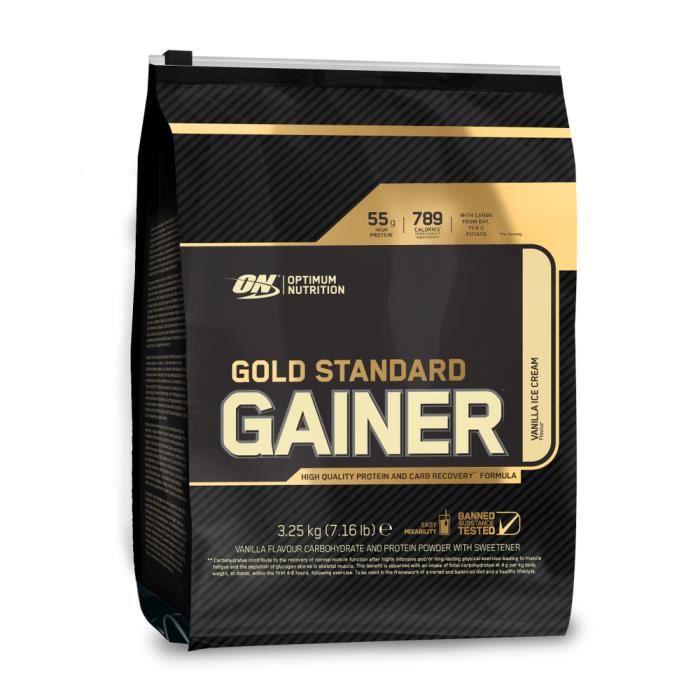 Gold Standard Gainer 3.25 kg (Chocolat)