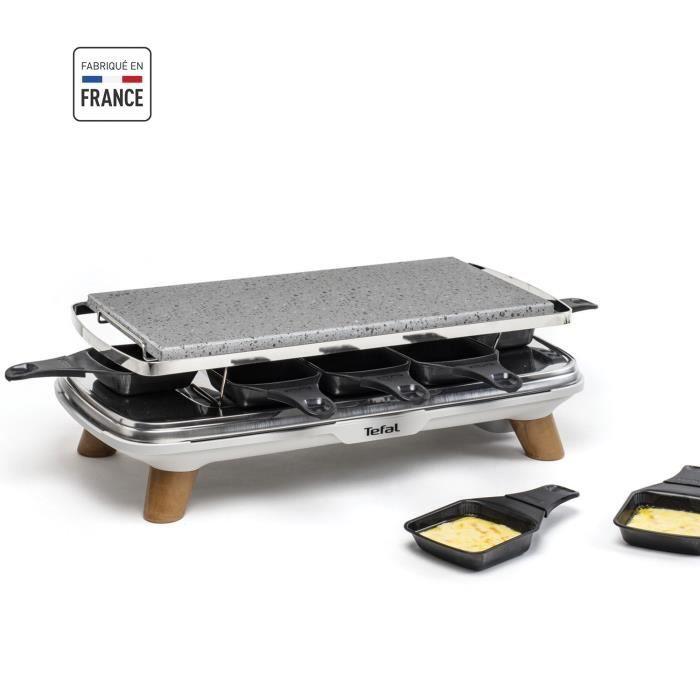Pierrade , Raclette Tefal Gourmet 8 personnes PR620D12