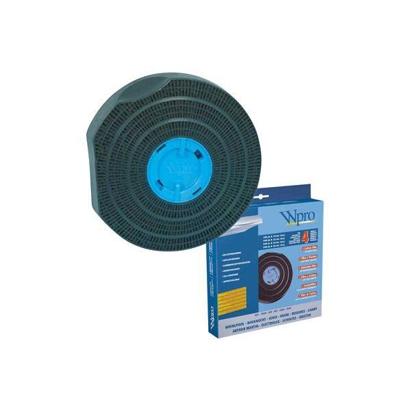 Filtre WPRO FAC419 filtre hotte à charbon 4 en 1