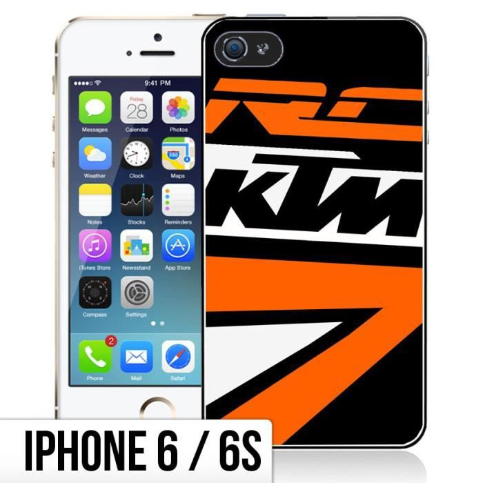 coque iphone 6 s ktm