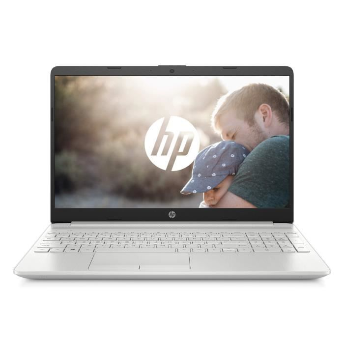 ORDINATEUR PORTABLE HP - 15-dw0052nf - PC Portable - 15.6'' Full HD IP