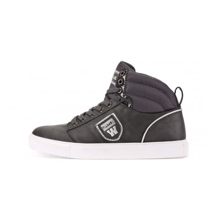 B Achat Chaussures Cdiscount Vente Gris basket PAT Gris WATI Homme mNO0nvw8