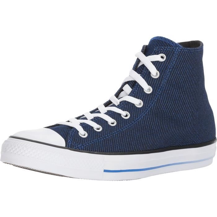 Converse Chuck Taylor All Star High Top premium Twill Mode Hommes-baskets 157444 AON97 Taille-41 1-2