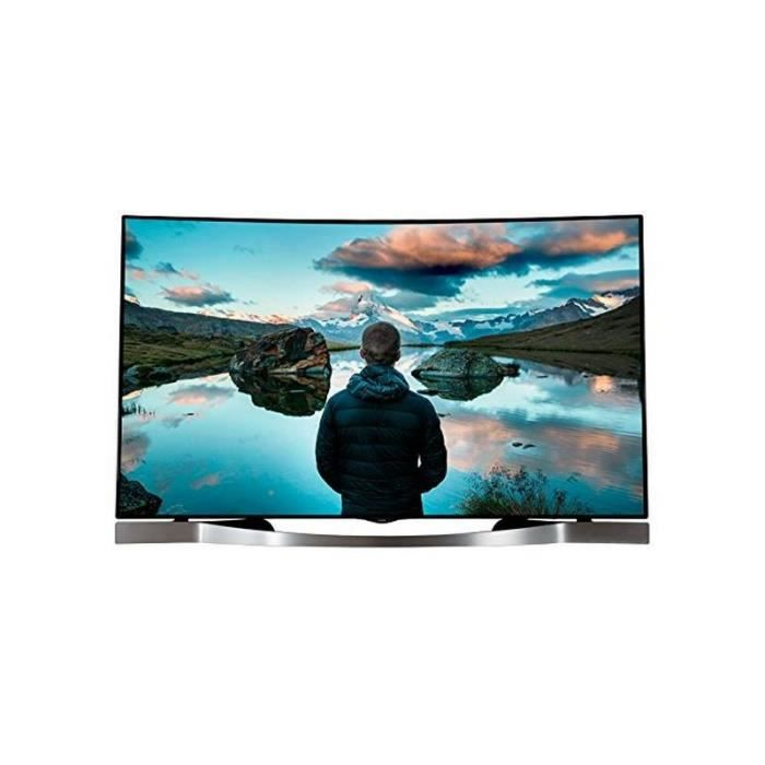 tv intelligente telefunken stella55cuhdev 55 led 4k ultra. Black Bedroom Furniture Sets. Home Design Ideas
