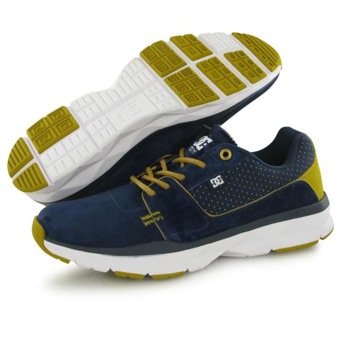 Dc Shoes Player Se bleu, baskets mode homme