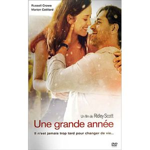 DVD FILM DVD Une grande année