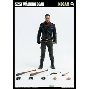 FIGURINE DE JEU ThreeZero 3A Amc - The Walking Dead - Negan