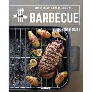 LIVRE ART DE RECEVOIR  Barbecue