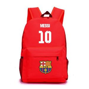 SAC À DOS Barca Lionel Messi Football Sac à dos LM03