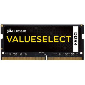 MÉMOIRE RAM Corsair ValueSelect, 8 Go, 2 x 4 Go, DDR4, 2133 MH