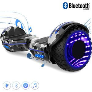 ACCESSOIRES GYROPODE - HOVERBOARD Scooter 2 Roues Auto-équilibre Camouflage Gyropode
