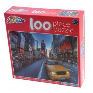 PUZZLE puzzle New York 100 pièces
