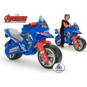 PORTEUR - POUSSEUR AVENGERS Porteur Moto Hawk Transportable
