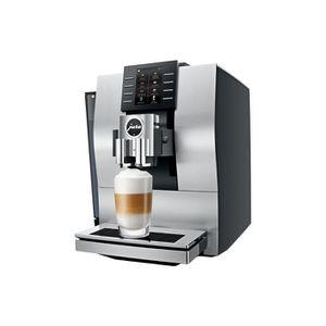 MACHINE À CAFÉ JURA Z6 Aluminium (2018), Autonome, Machine à expr
