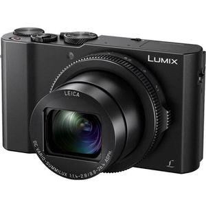 PACK APPAREIL COMPACT Panasonic Lumix DMC-LX15 Appareil photo numérique