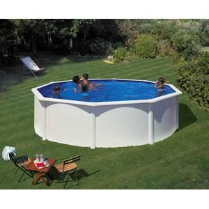 Piscine hors sol start diam h achat vente for Piscine hors sol 6m diametre