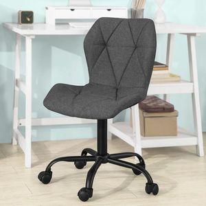 CHAISE DE BUREAU SoBuy® FST66-HG Chaise de Bureau Ergonomique Faute