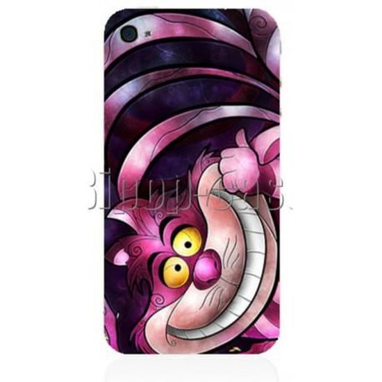 coque protection telephone iphone 4 et 4s chat