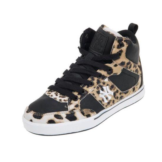 brand new performance sportswear fashion Chaussures montantes Sunya k leopard 33 33 - Achat / Vente basket ...
