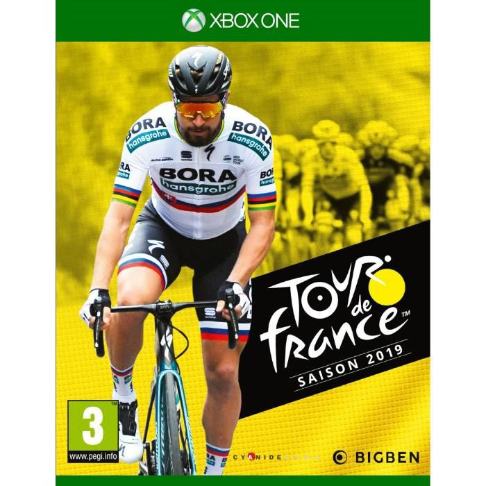 Tour de France 2019 Jeu Xbox One