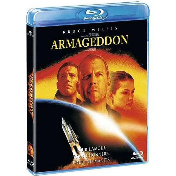 blu ray armageddon en blu ray film pas cher cdiscount. Black Bedroom Furniture Sets. Home Design Ideas