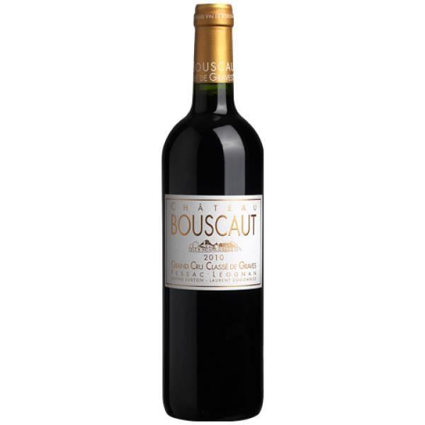 BOUSCAUT 2016 - PESSAC LEOGNAN ROUGE - 750 ml