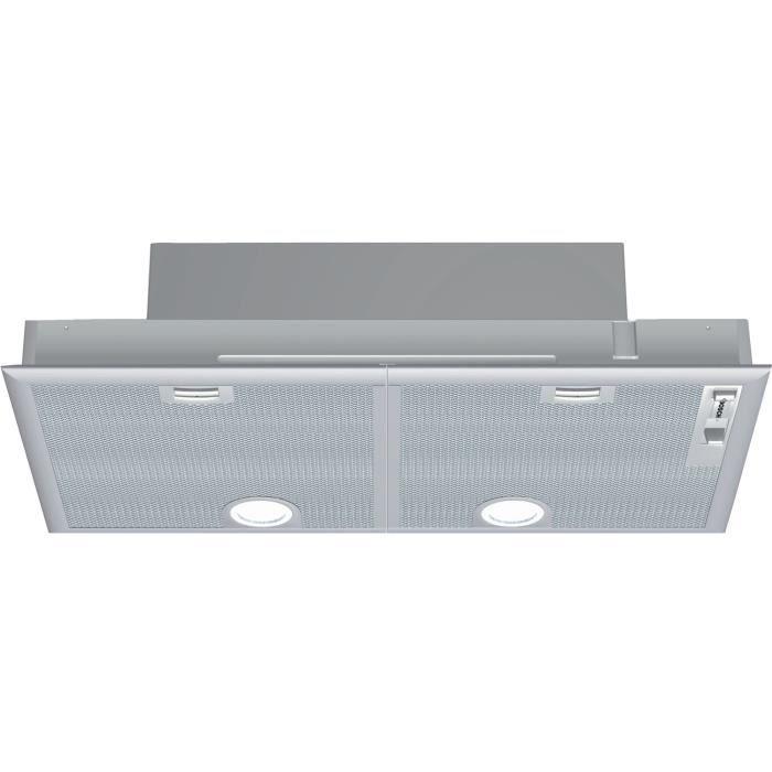Bosch Serie 4 DHL755BL, 370 m³-h, Conduit - Recirculation, C, A, D, 38 dB