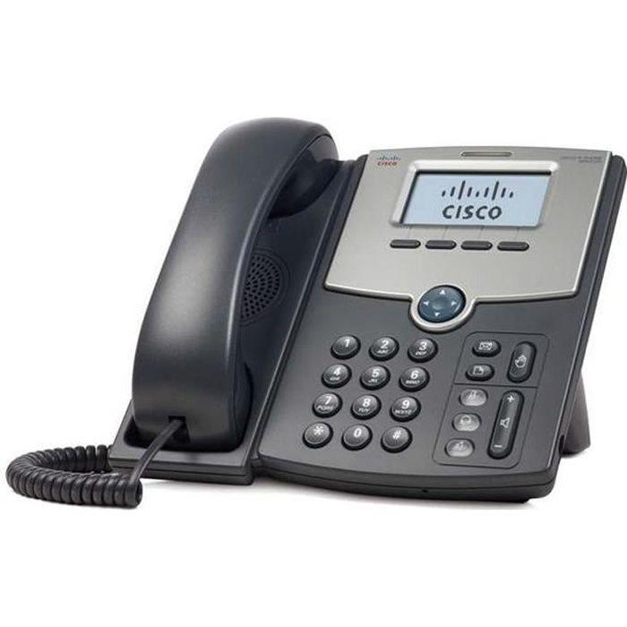 Téléphone VoIP SPA512G Réseaux filaires