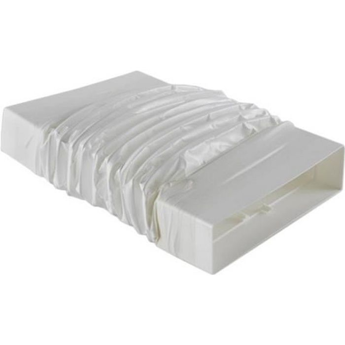 Elica - raccord horizontal courbe flexible - kit0121017