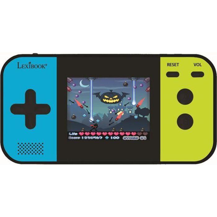 LEXIBOOK Console portable Compact Cyber Arcade® - écran 2.5'' - 250 jeux