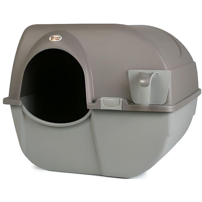 MAISON DE TOILETTE Maison de toilette auto-nettoyante