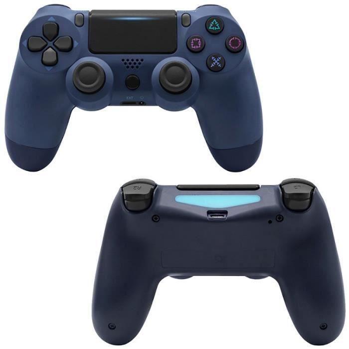 MANETTE JEUX VIDÉO PS4 Manette Bluetooth sans fil PS4 DualShock V2 mi